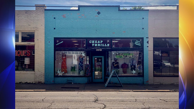 VINTAGE SHOP TULSA: Cheap Thrills Vintage to close shop in