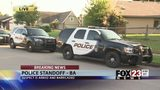 VIDEO: Police standoff with armed and barricaded man at Broken Arrow home