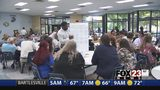 VIDEO: TPS holds first community meeting about budget cuts