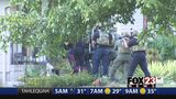 VIDEO: Police say suspect fired first before officer-involved shooting