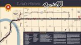 Historical markers coming to Route 66 in Tulsa