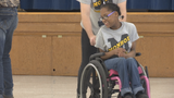 Able Athletes program now helping students at Monroe Demonstration Academy