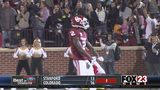 WATCH - Sooners survive scare, hold on to beat Iowa St.